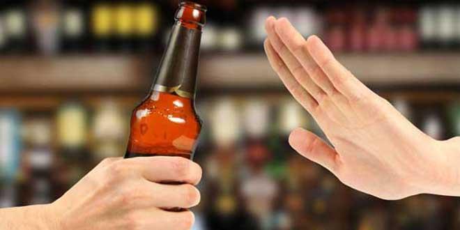 Alkolü azaltın