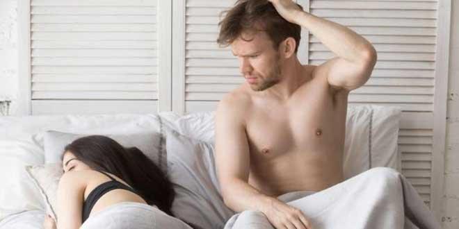 Erkeklerde Cinsel Sorunlar