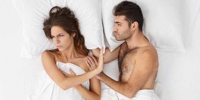 Yaygın doğum sonrası seks sorunları